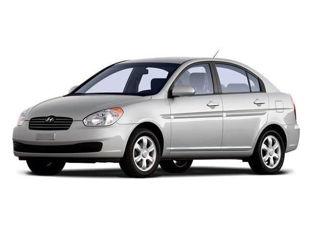 2008 Hyundai Accent GLS GLS 4dr Sedan