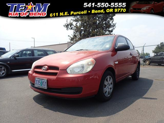 2008 Hyundai Accent GS GS 2dr Hatchback