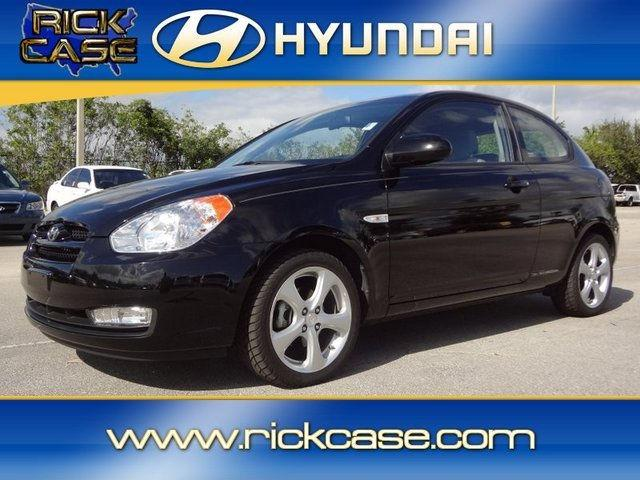 2008 Hyundai Accent Se For Sale In Plantation Florida