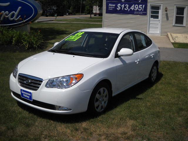 2008 hyundai elantra for sale in avon new york classified. Black Bedroom Furniture Sets. Home Design Ideas