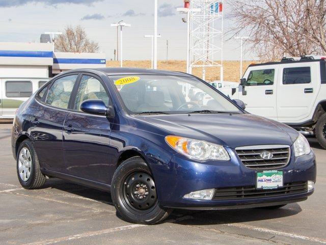 2008 Hyundai Elantra GLS GLS 4dr Sedan