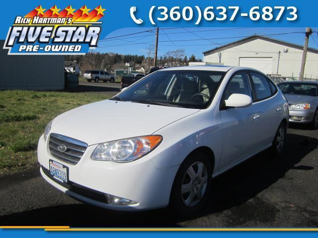2008 hyundai elantra gls gls 4dr sedan for sale in aberdeen washington classified. Black Bedroom Furniture Sets. Home Design Ideas