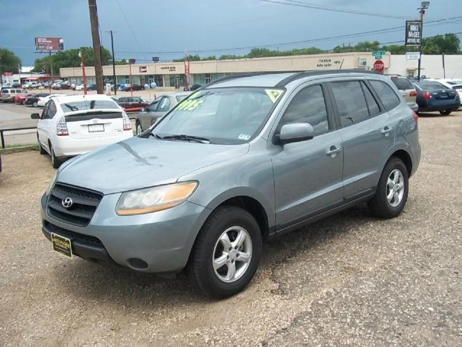 2008 Hyundai Santa Fe Fwd 4dr Auto Gls For Sale In Waco
