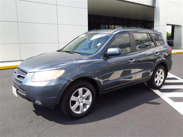 2008 hyundai santa fe fwd 4dr auto limited for sale in brooksville florida classified. Black Bedroom Furniture Sets. Home Design Ideas