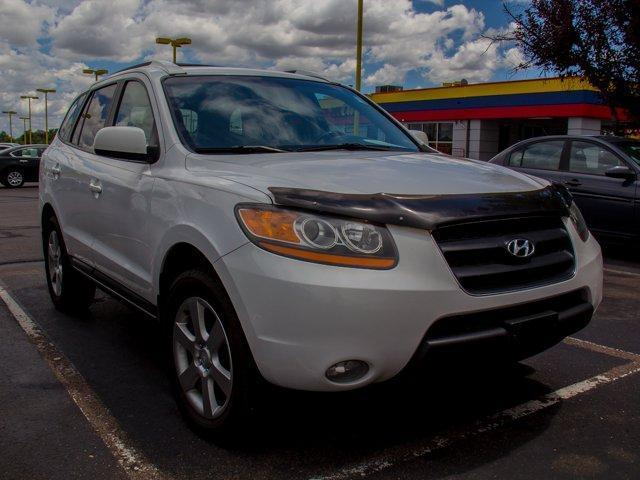 2008 hyundai santa fe limited awd limited 4dr suv for sale for Phil long motor city hyundai