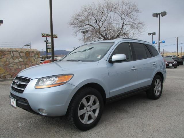 2008 hyundai santa fe limited limited 4dr suv for sale in el paso texas classified. Black Bedroom Furniture Sets. Home Design Ideas