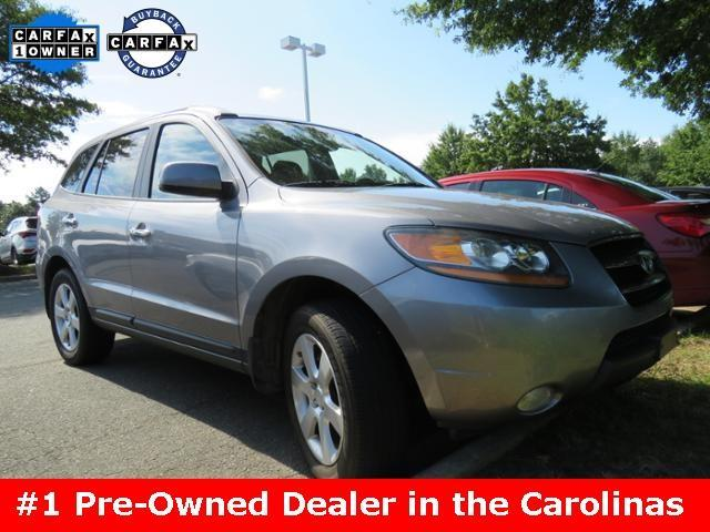 2008 hyundai santa fe limited limited 4dr suv for sale in fort mill south carolina classified. Black Bedroom Furniture Sets. Home Design Ideas