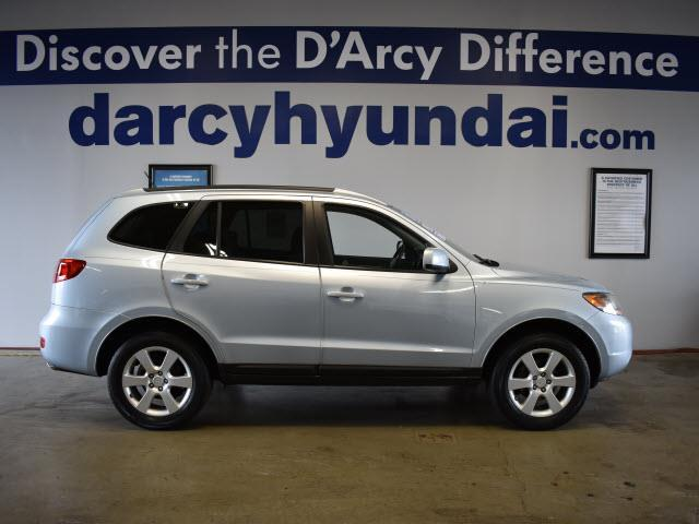 2008 hyundai santa fe limited limited 4dr suv for sale in joliet illinois classified. Black Bedroom Furniture Sets. Home Design Ideas