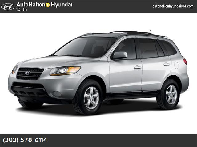 2008 Hyundai Santa Fe SE Denver, CO