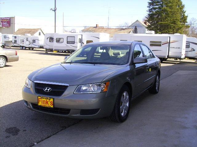 2008 hyundai sonata gls for sale in zanesville ohio. Black Bedroom Furniture Sets. Home Design Ideas