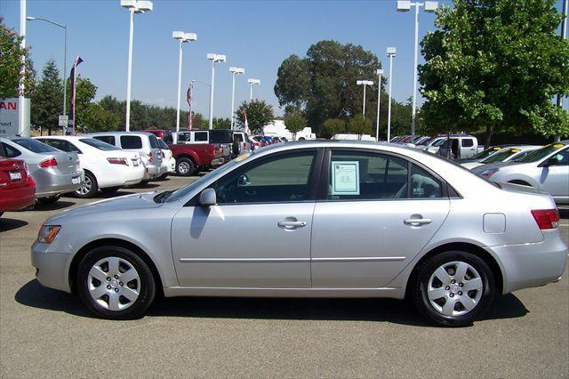 2008 hyundai sonata gls for sale in clovis california. Black Bedroom Furniture Sets. Home Design Ideas