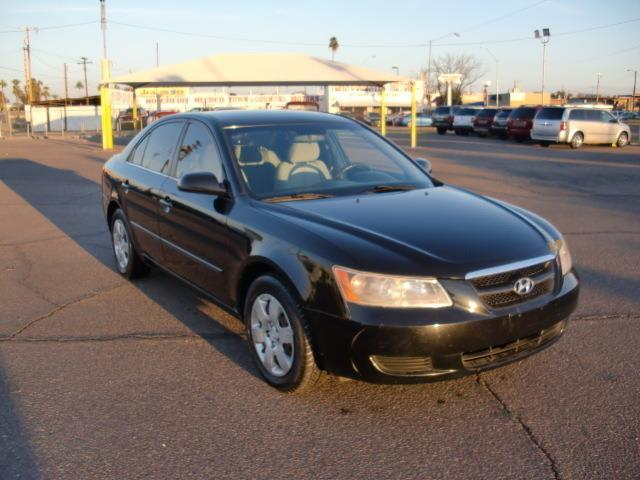 2008 hyundai sonata gls gls 4dr sedan for sale in phoenix. Black Bedroom Furniture Sets. Home Design Ideas