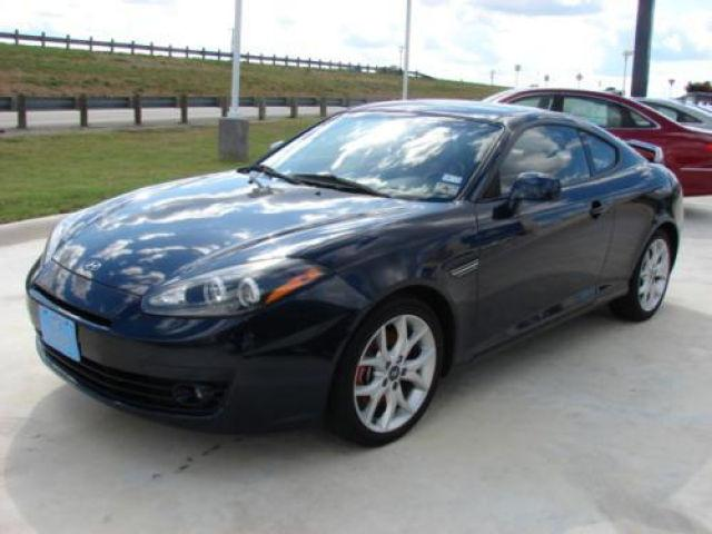 2008 hyundai tiburon se for sale in brenham texas. Black Bedroom Furniture Sets. Home Design Ideas
