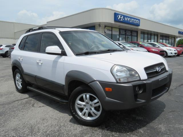 2008 hyundai tucson se se 4dr suv for sale in algood tennessee classified. Black Bedroom Furniture Sets. Home Design Ideas