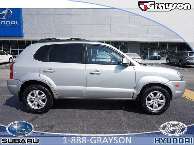 2008 Hyundai Tucson Se Se 4dr Suv For Sale In Knoxville