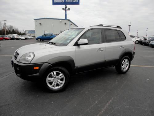 2008 Hyundai Tucson SUV 4X4 SE for Sale in Mineral Wells ...