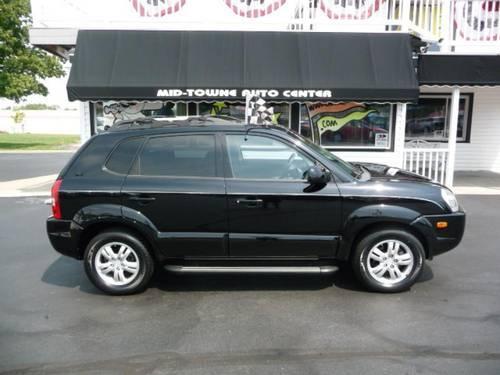 2008 Hyundai Tucson Suv For Sale In Blue Ball Ohio