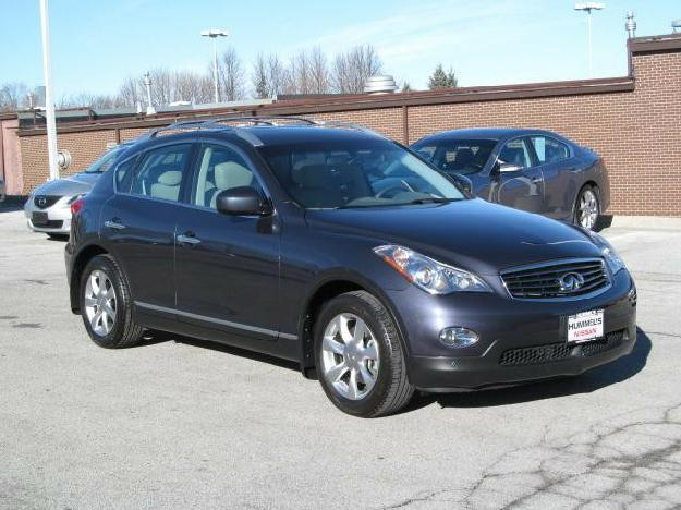 2008 infiniti ex35 awd 4dr journey for sale in gilbertville iowa classified. Black Bedroom Furniture Sets. Home Design Ideas