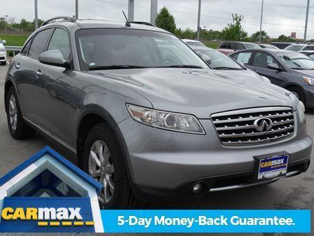 2008 infiniti fx35 base awd base 4dr suv for sale in saint peters missouri classified. Black Bedroom Furniture Sets. Home Design Ideas
