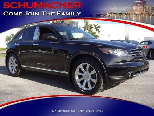 2008 infiniti fx35 sport utility rwd 4dr for sale in west palm beach florida classified. Black Bedroom Furniture Sets. Home Design Ideas