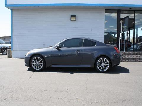 2008 infiniti g37 2 door coupe for sale in crystal. Black Bedroom Furniture Sets. Home Design Ideas