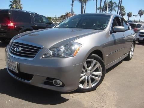 2008 infiniti m45 4 door sedan for sale in pacific beach. Black Bedroom Furniture Sets. Home Design Ideas