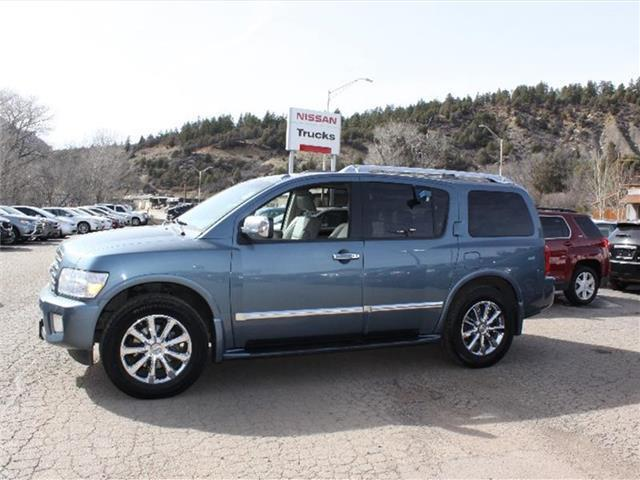 2008 infiniti qx56 base 4x4 base 4dr suv not avail after oct 07 for sale in durango colorado. Black Bedroom Furniture Sets. Home Design Ideas