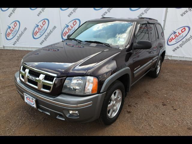 2008 isuzu ascender s for sale in conroe texas classified. Black Bedroom Furniture Sets. Home Design Ideas