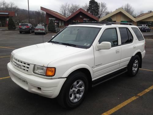 2008 Isuzu Rodeo Ls Special Edition For Sale In Edgeworth