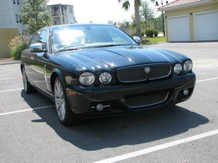 2008 Jaguar Xj8 Vanden Plas Very Nice For Sale In Lansing