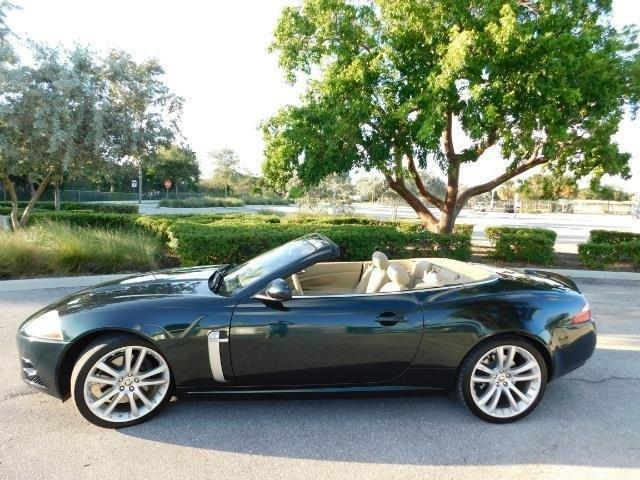 2008 jaguar xk series xkr xkr 2dr convertible for sale in delray beach florida classified. Black Bedroom Furniture Sets. Home Design Ideas
