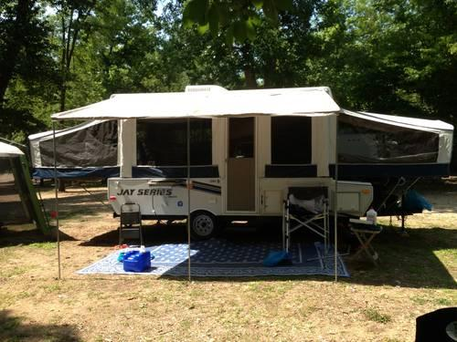 2008 Jayco J Series Model 1206 Pop Up Camper for Sale in ...