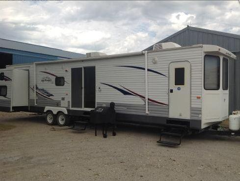 2008 Jayco Jay Flight Bungalow 40bhs For Sale In