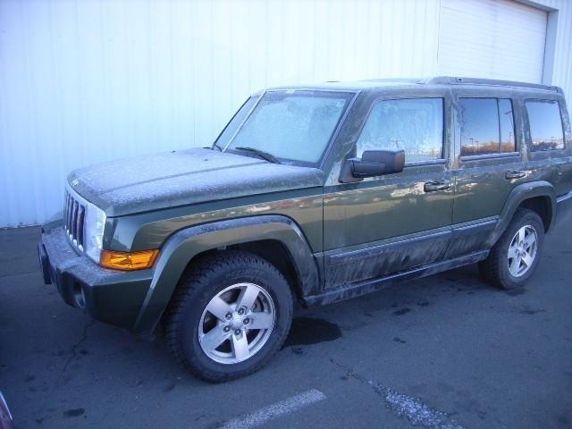 2008 jeep commander 4dr 4x4 sport sport for sale in reno nevada classified. Black Bedroom Furniture Sets. Home Design Ideas