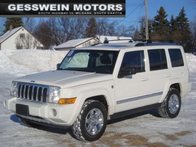 2008 jeep commander limited for sale in milbank south dakota classified. Black Bedroom Furniture Sets. Home Design Ideas