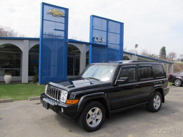 2008 jeep commander sport for sale in uniontown pennsylvania classified. Black Bedroom Furniture Sets. Home Design Ideas