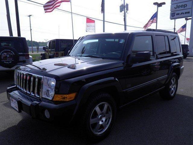 2008 jeep commander sport for sale in bethlehem ohio classified. Black Bedroom Furniture Sets. Home Design Ideas