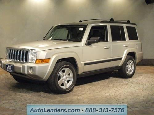 2008 jeep commander sport utility sport for sale in dover township new jersey classified. Black Bedroom Furniture Sets. Home Design Ideas