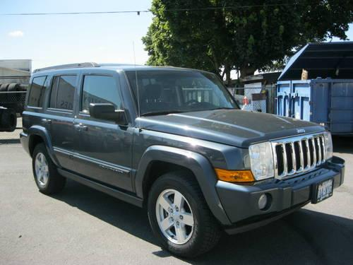 2008 jeep commander suv sport for sale in spokane. Black Bedroom Furniture Sets. Home Design Ideas