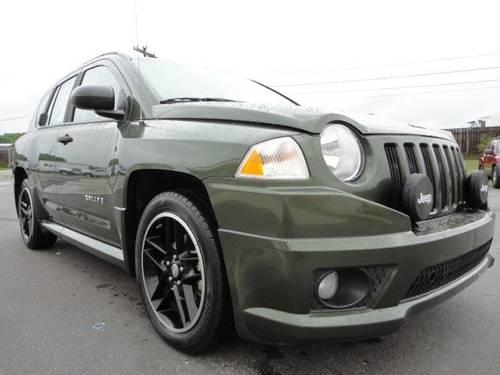 Kernersville Chrysler Dodge Jeep >> 2008 Jeep Compass SUV RALLYE for Sale in Guthrie, North ...
