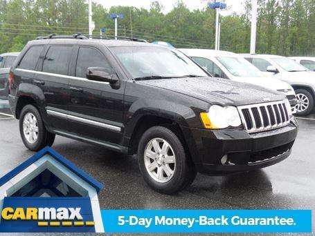 2008 Jeep Grand Cherokee Limited 4x2 Limited 4dr SUV