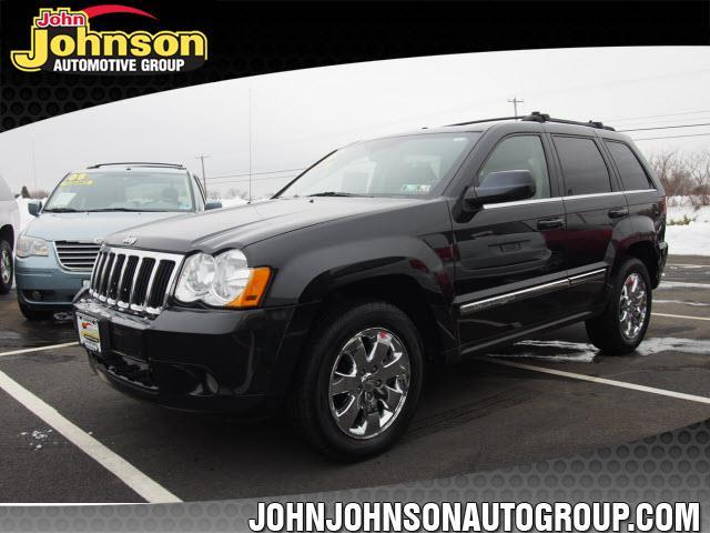 2008 jeep grand cherokee limited 4x4 limited 4dr suv for sale in washington new jersey. Black Bedroom Furniture Sets. Home Design Ideas