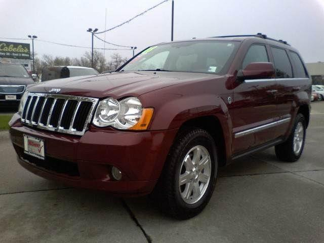 2008 Jeep Grand Cherokee Limited For Sale In Kearney