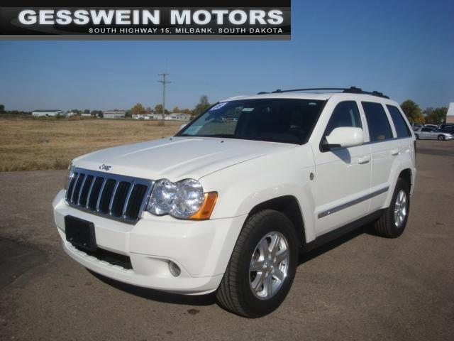 2008 jeep grand cherokee limited for sale in milbank south dakota. Black Bedroom Furniture Sets. Home Design Ideas