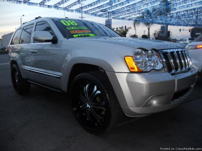 2008 jeep grand cherokee limited for sale in bellflower california classified. Black Bedroom Furniture Sets. Home Design Ideas