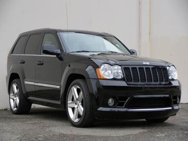2008 jeep grand cherokee srt8 4x4 srt8 4dr suv for sale in. Black Bedroom Furniture Sets. Home Design Ideas