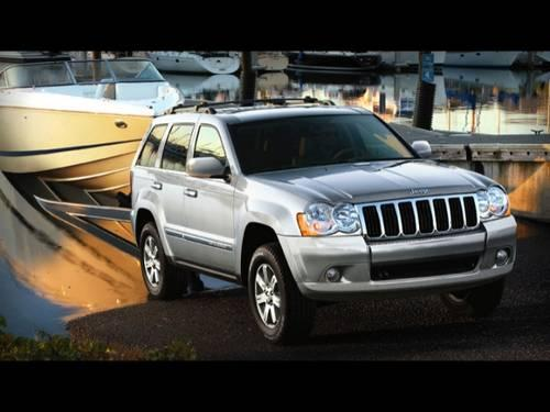 2008 JEEP Grand Cherokee SUV RWD 4dr Limited