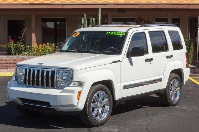 2008 jeep liberty limited 4x2 limited 4dr suv for sale in tucson arizona classified. Black Bedroom Furniture Sets. Home Design Ideas