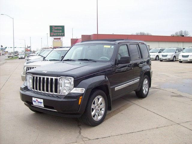 2008 jeep liberty limited for sale in columbus nebraska classified. Black Bedroom Furniture Sets. Home Design Ideas
