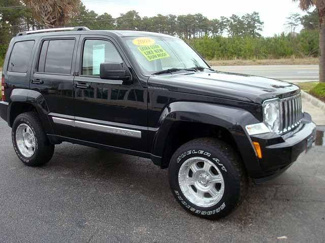 2008 Jeep Liberty Limited For Sale In Harbinger North Carolina